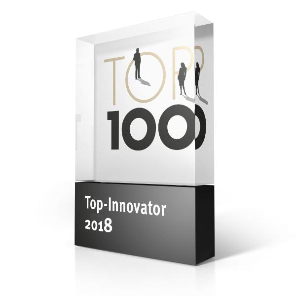 logis top 100 innovator auszeichnung