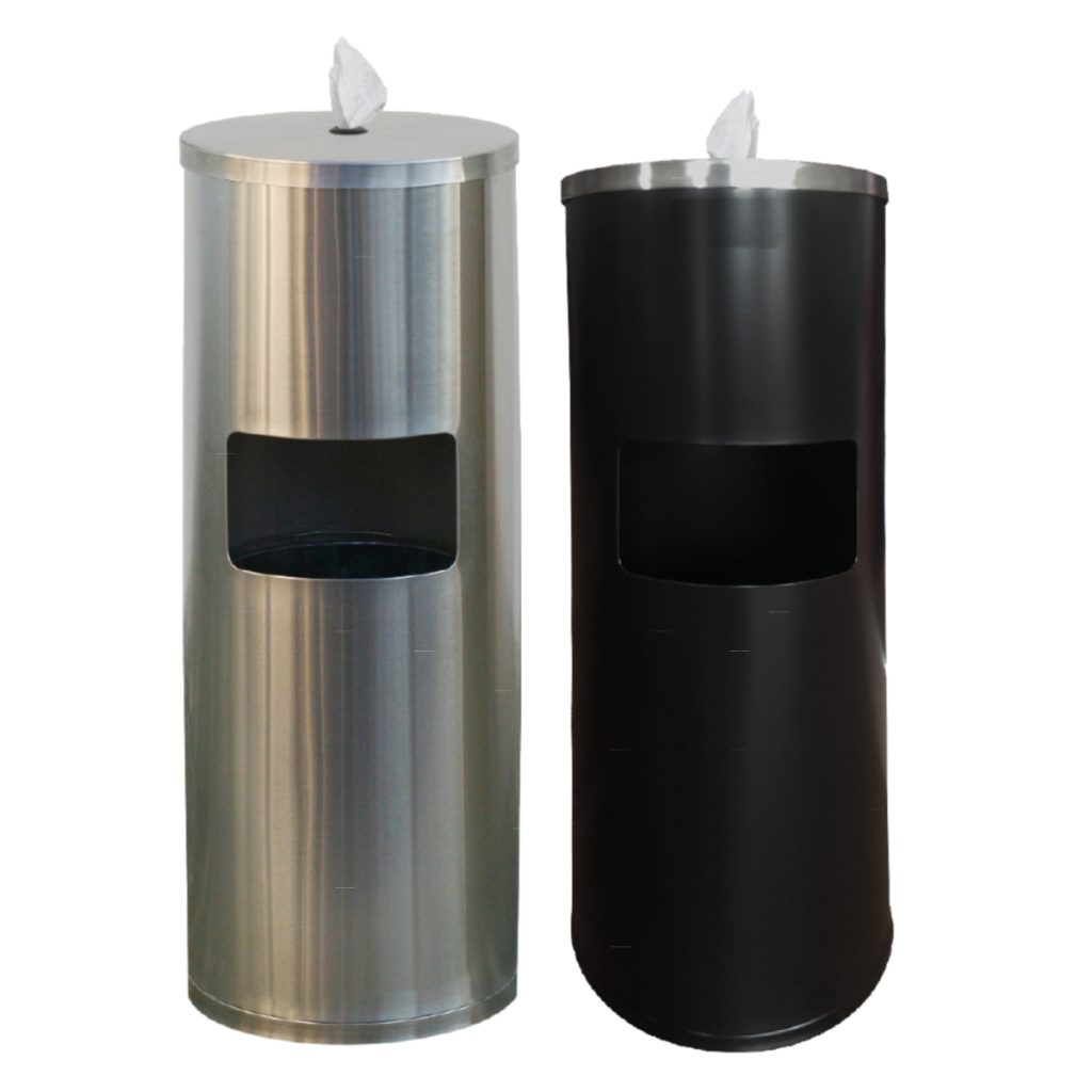 logis-grips-hygienestation-edelstahl-schwarz